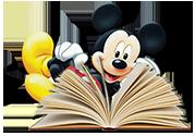 Детский сайт «Микки Маус»