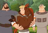 Три богатыря: Ход конем