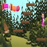 Маша и медведь: Маша попрыгунья