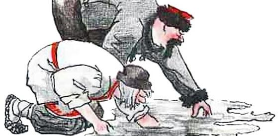 Про попа Кирилу и его работника Гаврилу