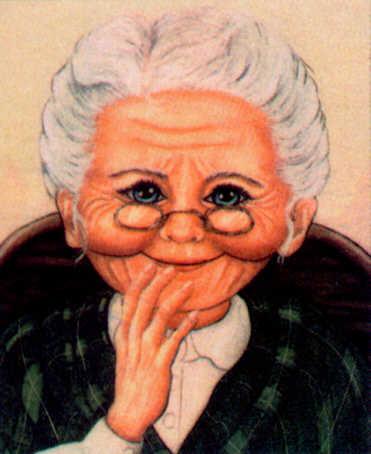Сказка про липку и жадную старуху