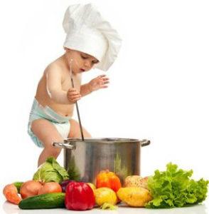 Чем кормить ребенка в два года